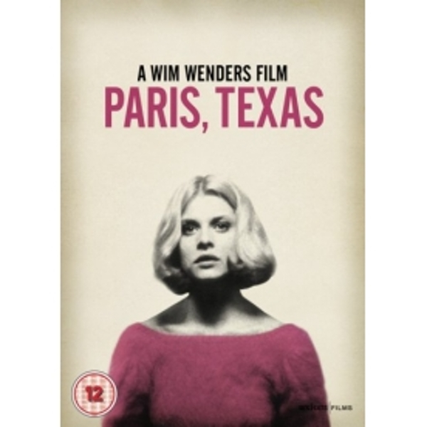 Paris Texas DVD