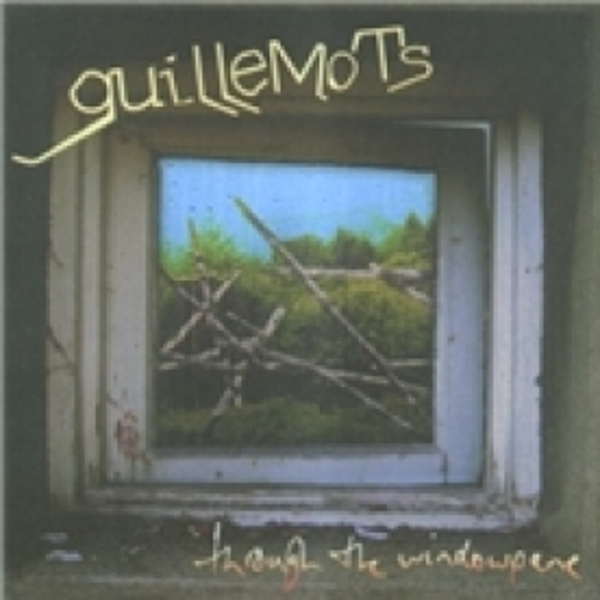 Guillemots Through The Windowpane CD