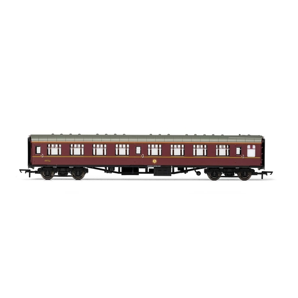 Hornby Hogwarts (Harry Potter) Mk1 SK Nos. 99721 Model Train