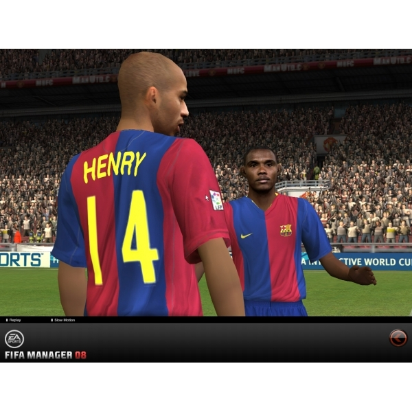 FIFA Manager 08 (Classics) Game PC - Image 3