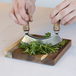 Hachoir Herb Cutter & Chopping Board | M&W - Image 4