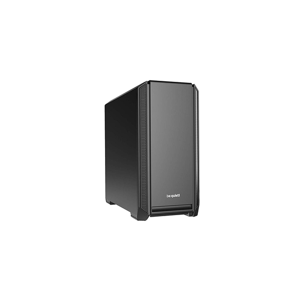 Be Quiet! Silent Base 601 Gaming Case, E-ATX, No PSU, 2 x Pure Wings 2 Fans, PSU Shroud, Black