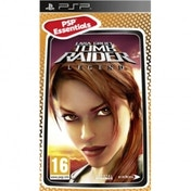 Lara Croft Tomb Raider Legend Game (Essentials) PSP
