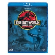 Jurassic Park II The Lost World Blu-ray