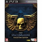 Warhammer 40000 Space Marine Collector's Edition Game PS3