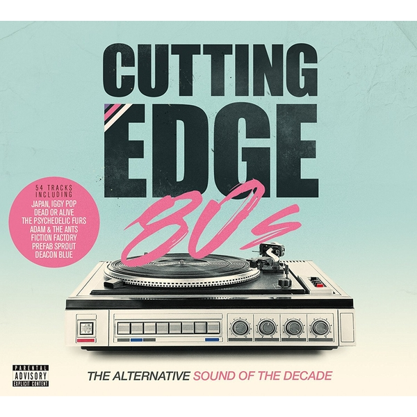 Various Artists - Cutting Edge 80S Vinyl