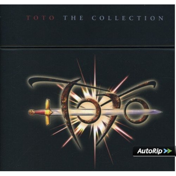 Toto - The Collection 7 CD   DVD Box Set Music CD