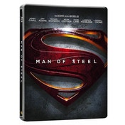 Man of Steel Blu-Ray 3D Steelbook Edition