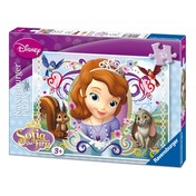 Disney Sofia the First 35 Piece Jigsaw Puzzle