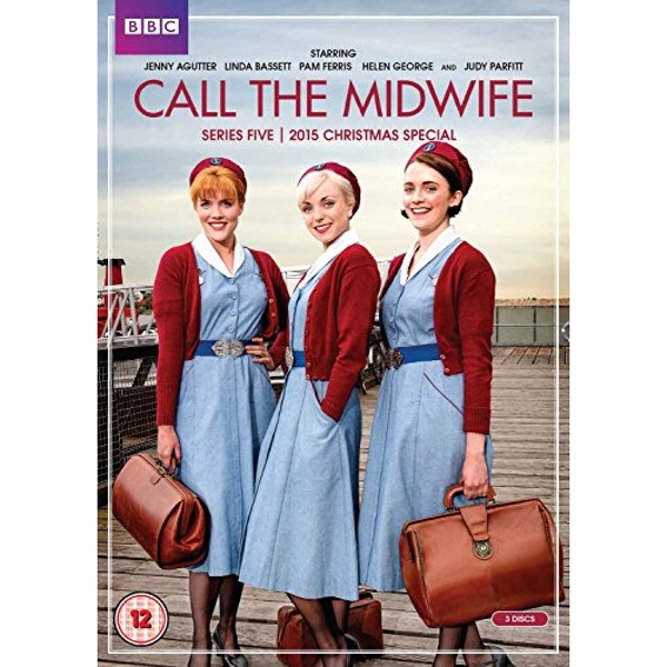 Call the Midwife Series 5 Includes 2015 Christmas Special DVD