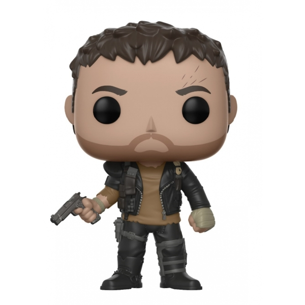 Max with Gun (Mad Max) Funko Pop! Vinyl Figure