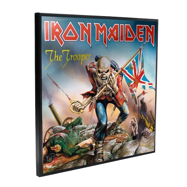 The Trooper (Iron Maiden) Crystal Clear Picture