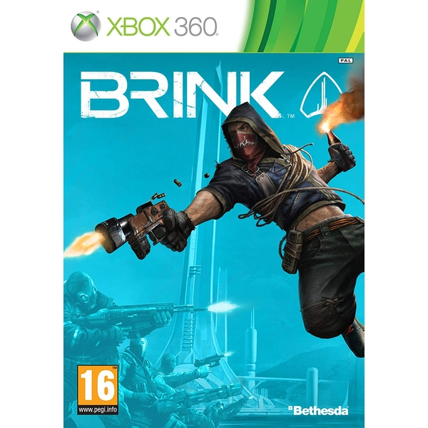 Brink Game Xbox 360 [Used - Like New] - Image 1