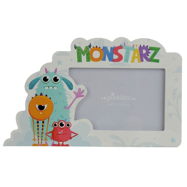 Monstarz Monster Wooden Photo Frame