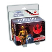 Star Wars Imperial Assault R2-D2 and C-3PO Ally Pack