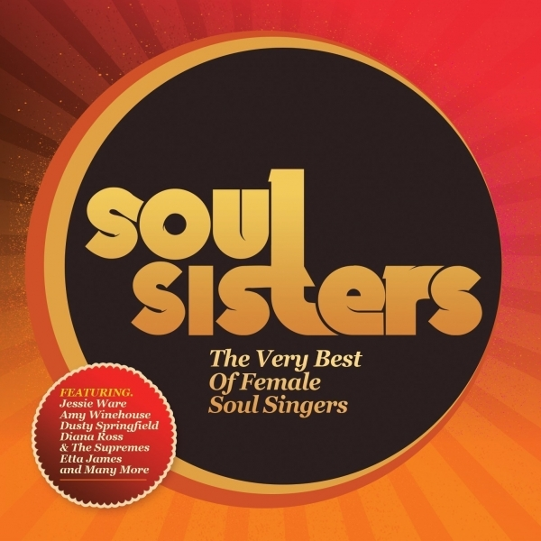 Various Artists - Soul Sisters CD