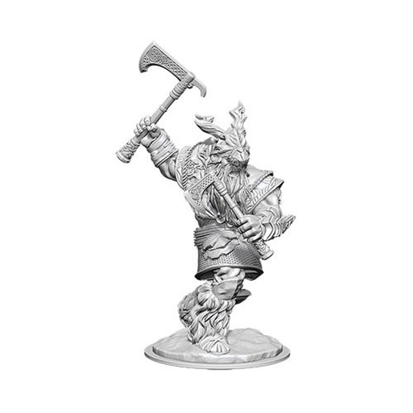 Dungeons & Dragons Nolzur's Marvelous Unpainted Miniatures - Frost Giant Male