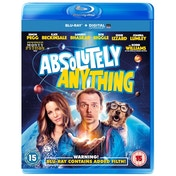 Absolutely Anything Blu-ray