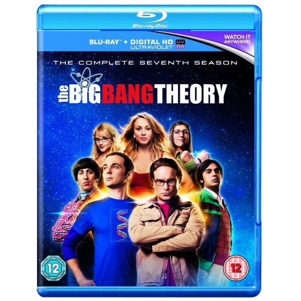 The Big Bang Theory Season 7 Blu-ray