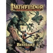 Pathfinder Bestiary 2 Role Play Game