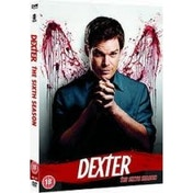 Dexter Season 6 DVD