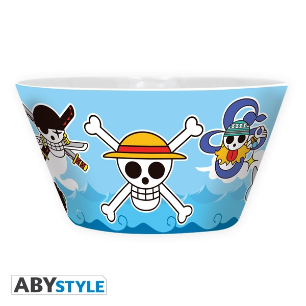 One Piece - Mugiwara Skulls Bowl