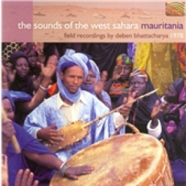 Africa The Sounds Of West Sahara Mauritania CD