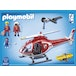 Playmobil Mountain Rescue Helicopter - Image 2