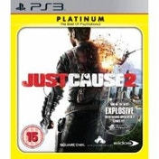 Ex-Display Just Cause 2 Game (Platinum) PS3 Used - Like New