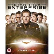 Star Trek - Enterprise: Season 4 Blu-ray