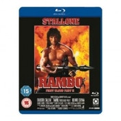 Rambo First Blood Part 2 Blu-Ray