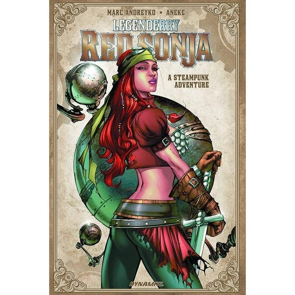 Legenderry Red Sonja