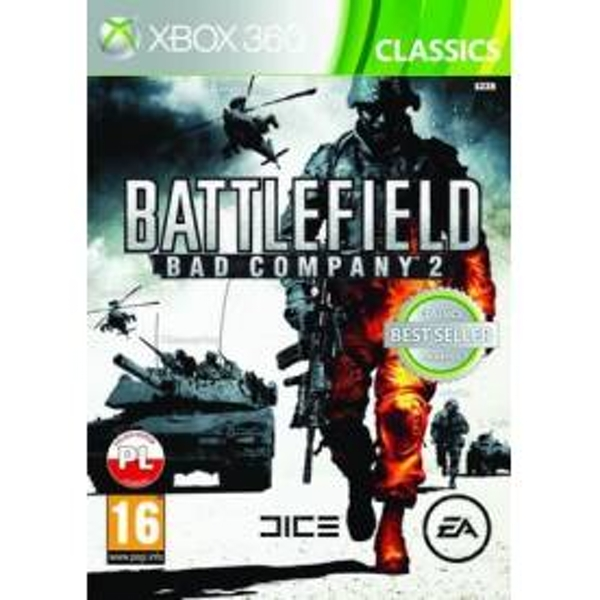 Battlefield Bad Company 2 Game (Classics) Xbox 360 - Image 1