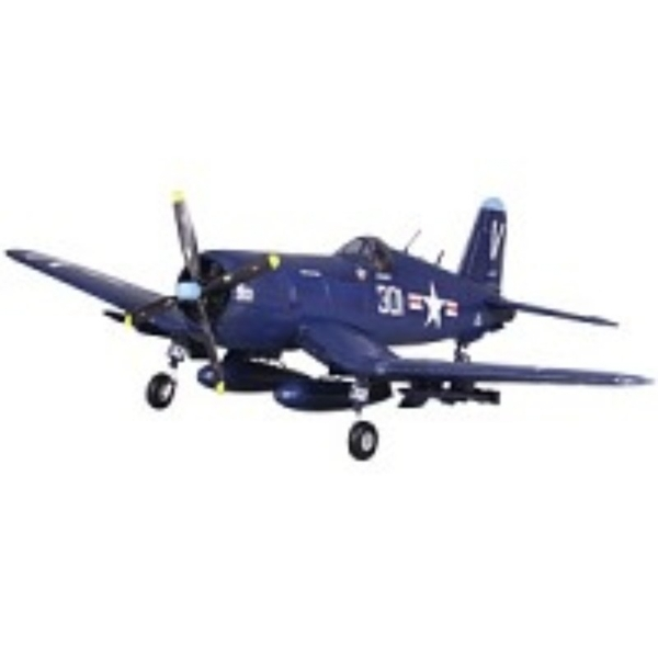 FMS 1400 F4U-4 Corsair ARTF with Retract V3 - Image 1
