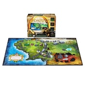 Lord of the Rings Middle Earth 4D Cityscape Jigsaw Puzzle