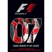 Formula One 07: The Official Review DVD