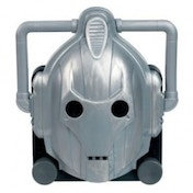 Doctor Who Cyberman Etch-a-Sketch