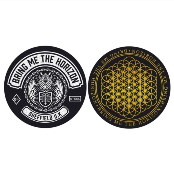Bring Me The Horizon - Sheffield U.K Slipmat Set