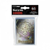 Ultra Pro Force of Will Gold Magic Circle Sleeves (Pack of 65)