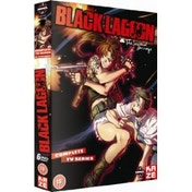 Black Lagoon Season 1 & 2 Collection DVD