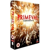 Primeval: The Complete Series 1 and 2 DVD