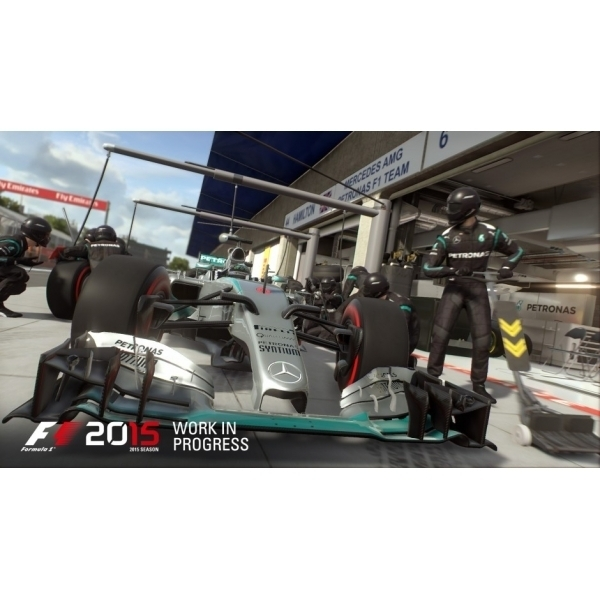 Formula 1 F1 2015 PC Game - Image 2