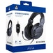 Titan V3 Black Gaming Headset for PS4 - Image 3