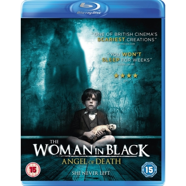Woman In Black 2 Angel of Death Blu-ray