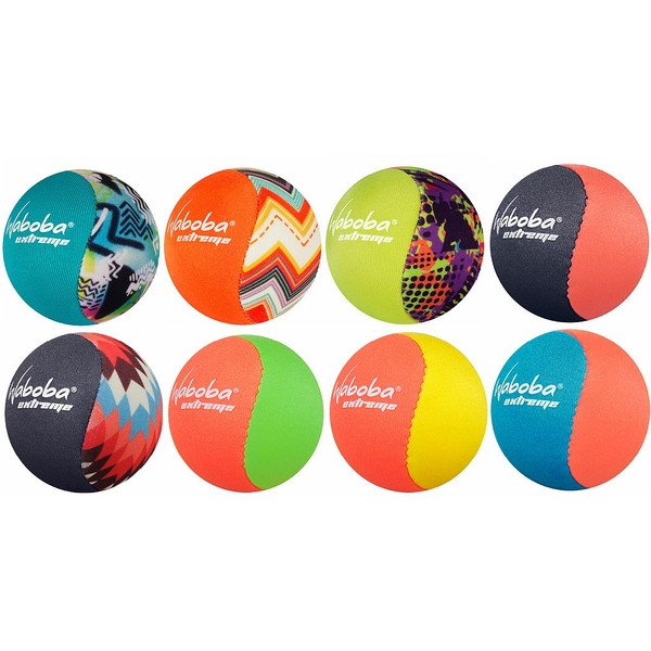 Waboba Extreme Gel Ball 55mm (Assorted Colour)