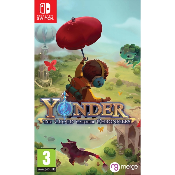 Yonder The Cloud Catcher Chronicles Refresh Nintendo Switch Game