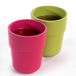 Bamboo Fibre Tableware Bamboo Fibre Cups - Set of 4 | M&W - Image 6