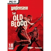 Wolfenstein The Old Blood PC Game (Boxed and Digital Code)