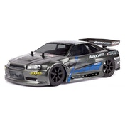 Team Associated Ae Qualifier Series Apex Rtr Mini 4wd RC Touring Car (Charcoal)