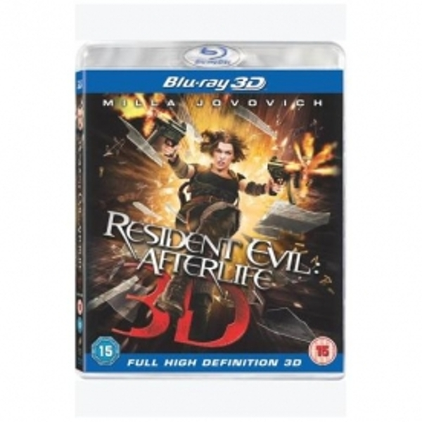 Resident Evil Afterlife 3D Blu-Ray - Image 1